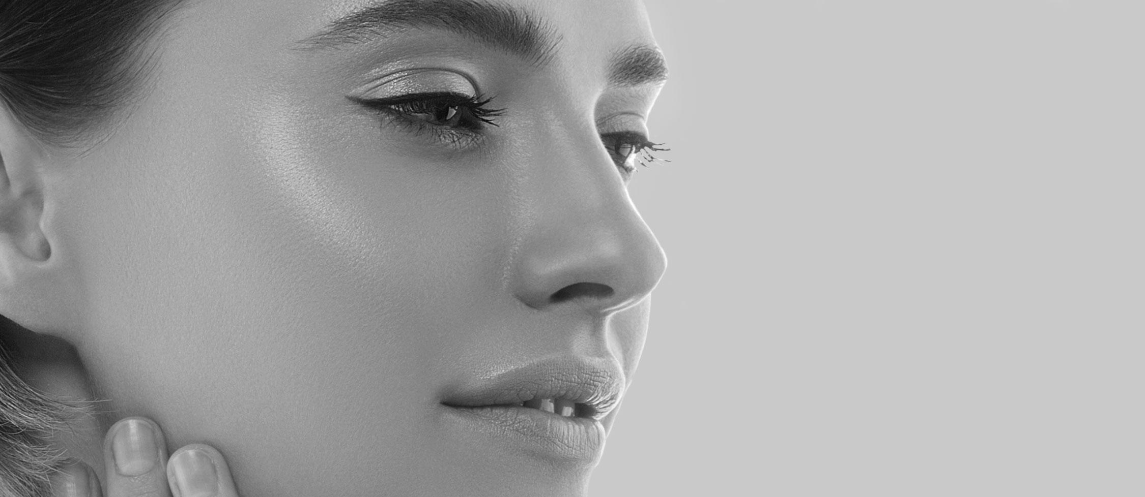 La rhinoplastie sans chirurgie à Lyon - médecine esthétique du visage | Dr Durbec