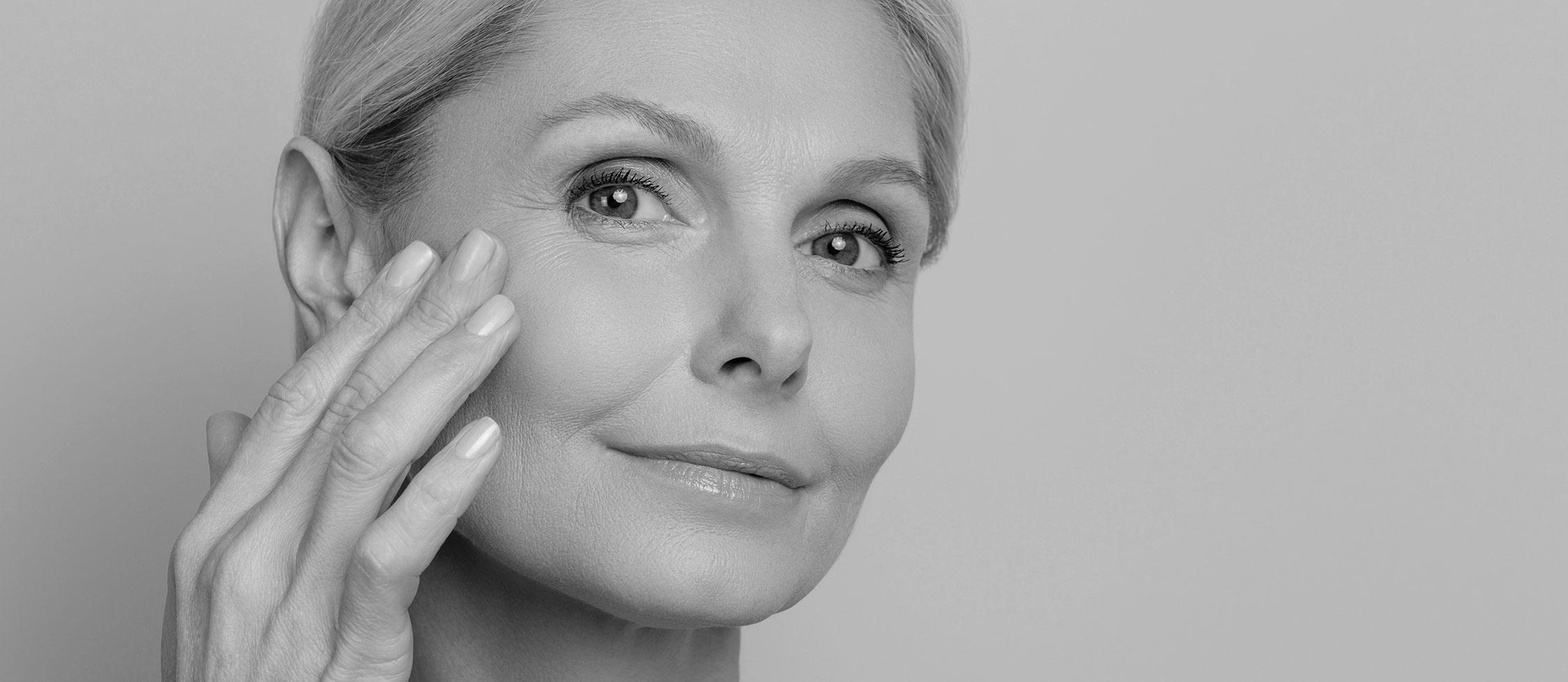 Comblement des volumes à Lyon - médecine esthétique du visage | Dr Durbec